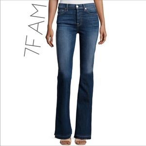 7 For All Mankind High Waisted Bootcut 27
